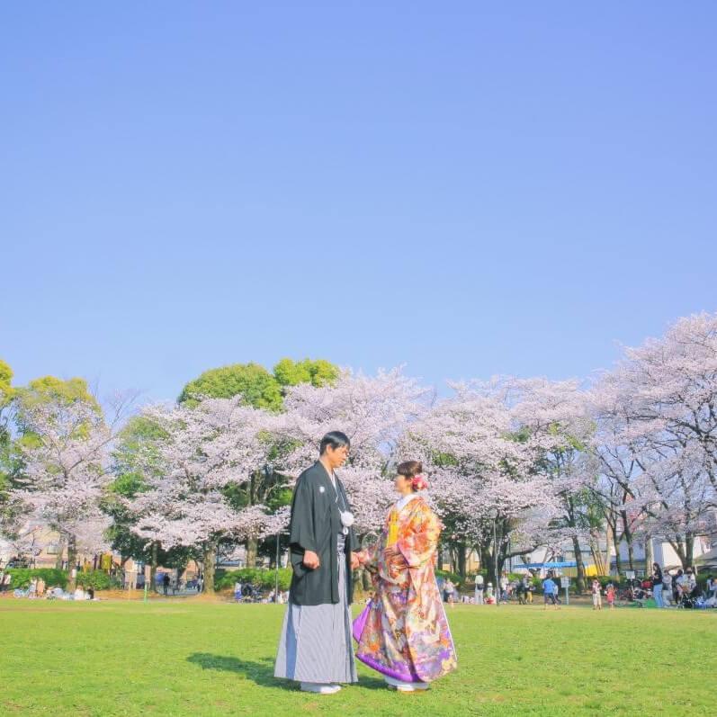 花畑記念庭園
