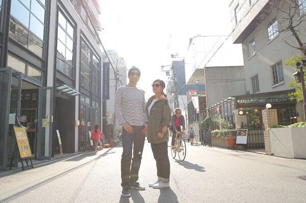 ベアーズテーブル&堀江ストリート